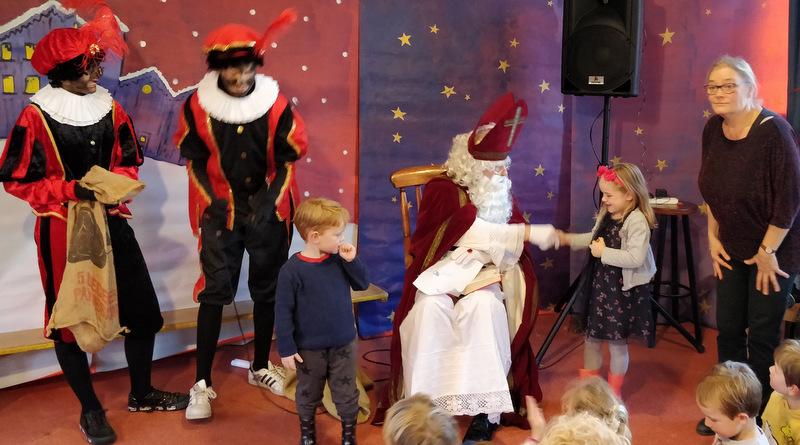 Foto's Sinterklaas 2019 on-line