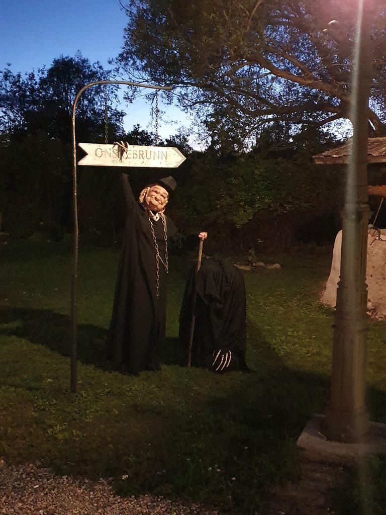 spök kvällar på woxna herrgård