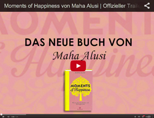 The official trailer for Maha Alusi's new Book Moments of Happiness