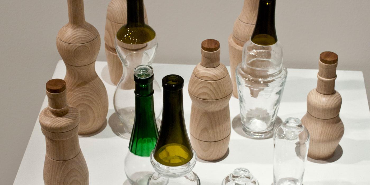 Flaska by WACH designstudio at Stockholm Furniture Fair