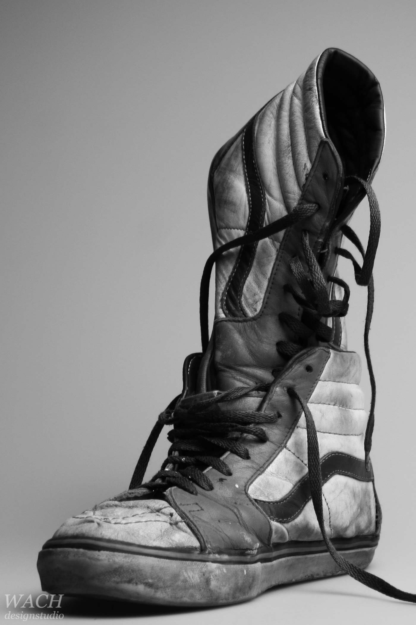 Fashion Photography - Used up Vans 02