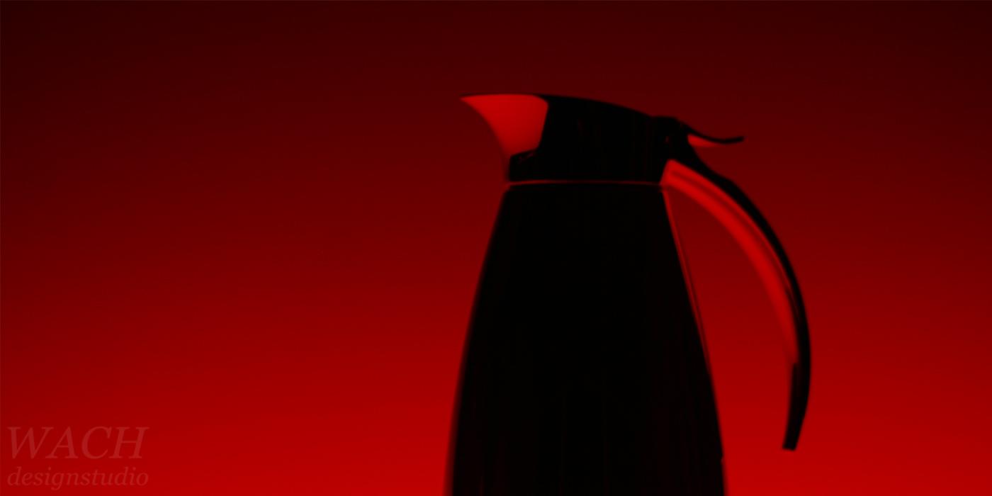 Studio Photography of Emsa Eleganza thermos flask