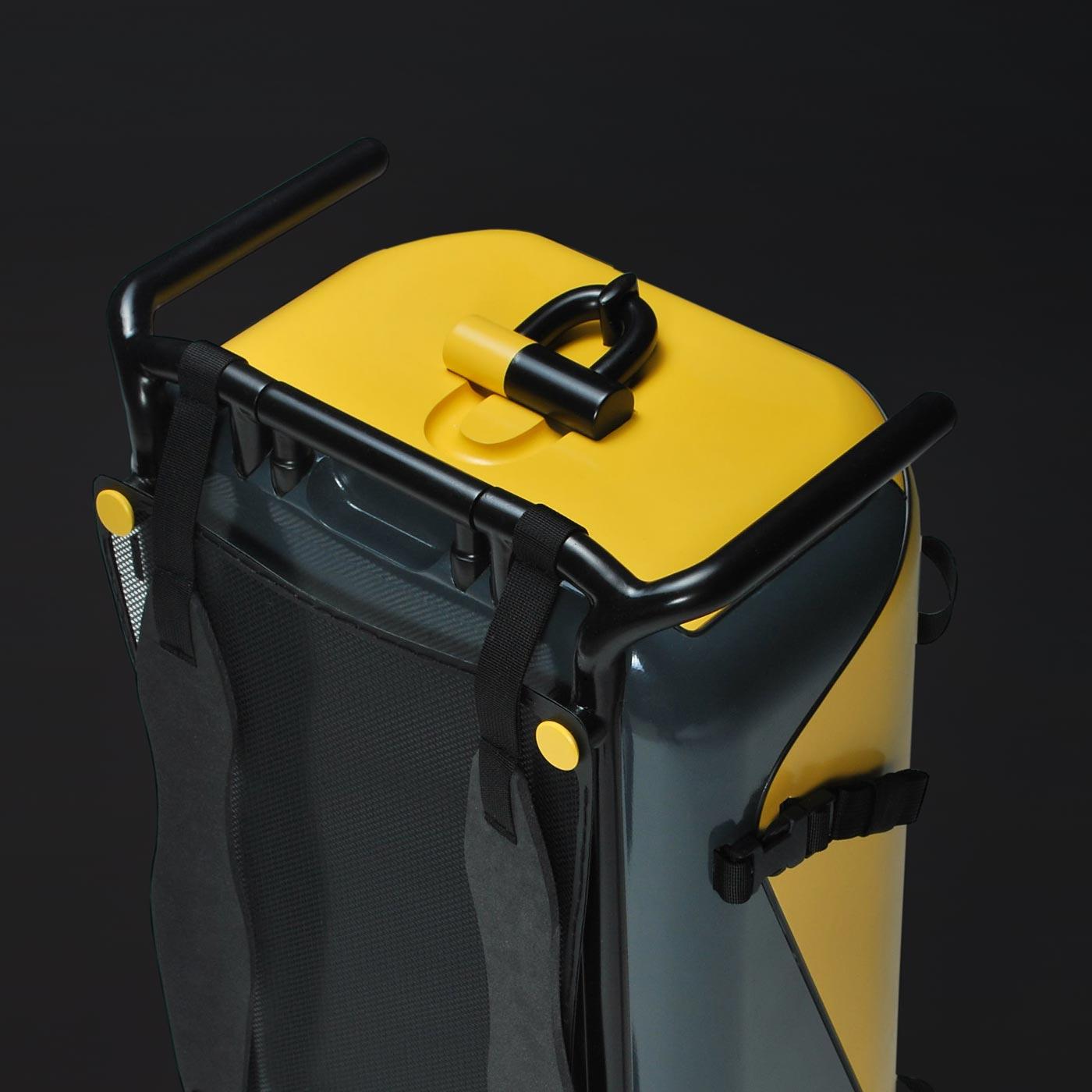 Stadtkoffer mockup by WACH designstudio back-top-view