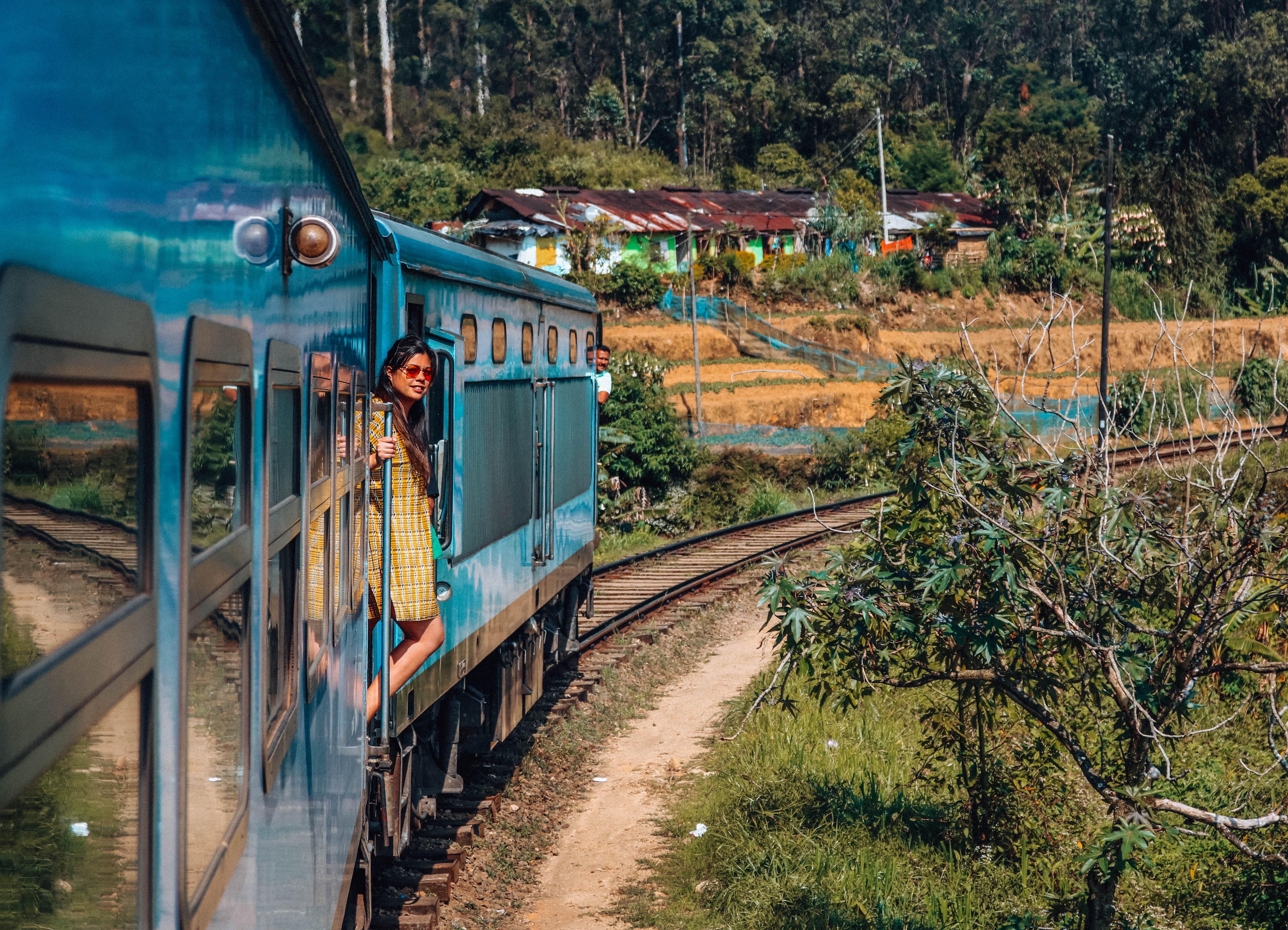 open trein rit