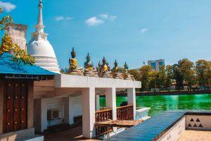 Simamalake Shrine