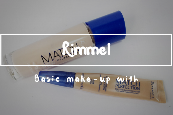 Blog basic with rimmel