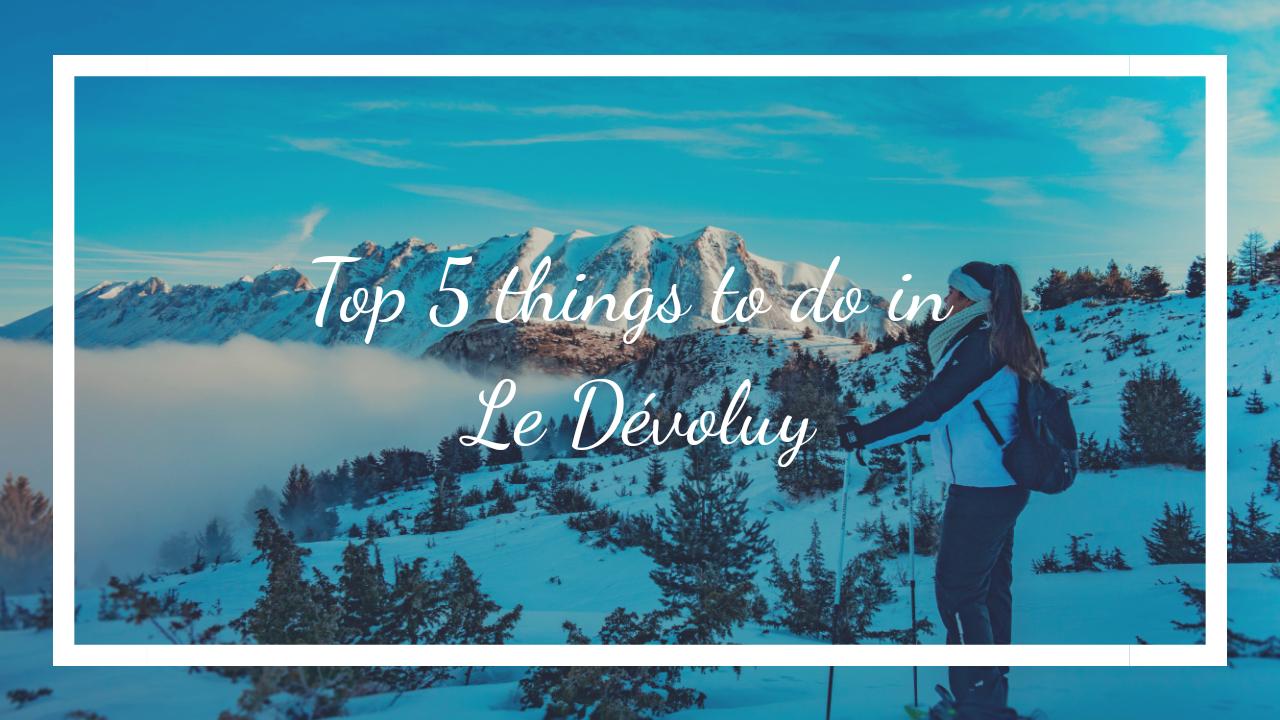 Top 5 dingen te doen in La Joue du Loup
