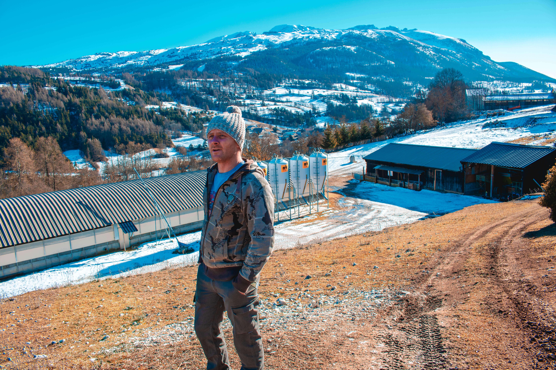 Sébastien Flouka Merino Wool