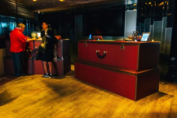 Lobby Kew Green hotel Wanchai