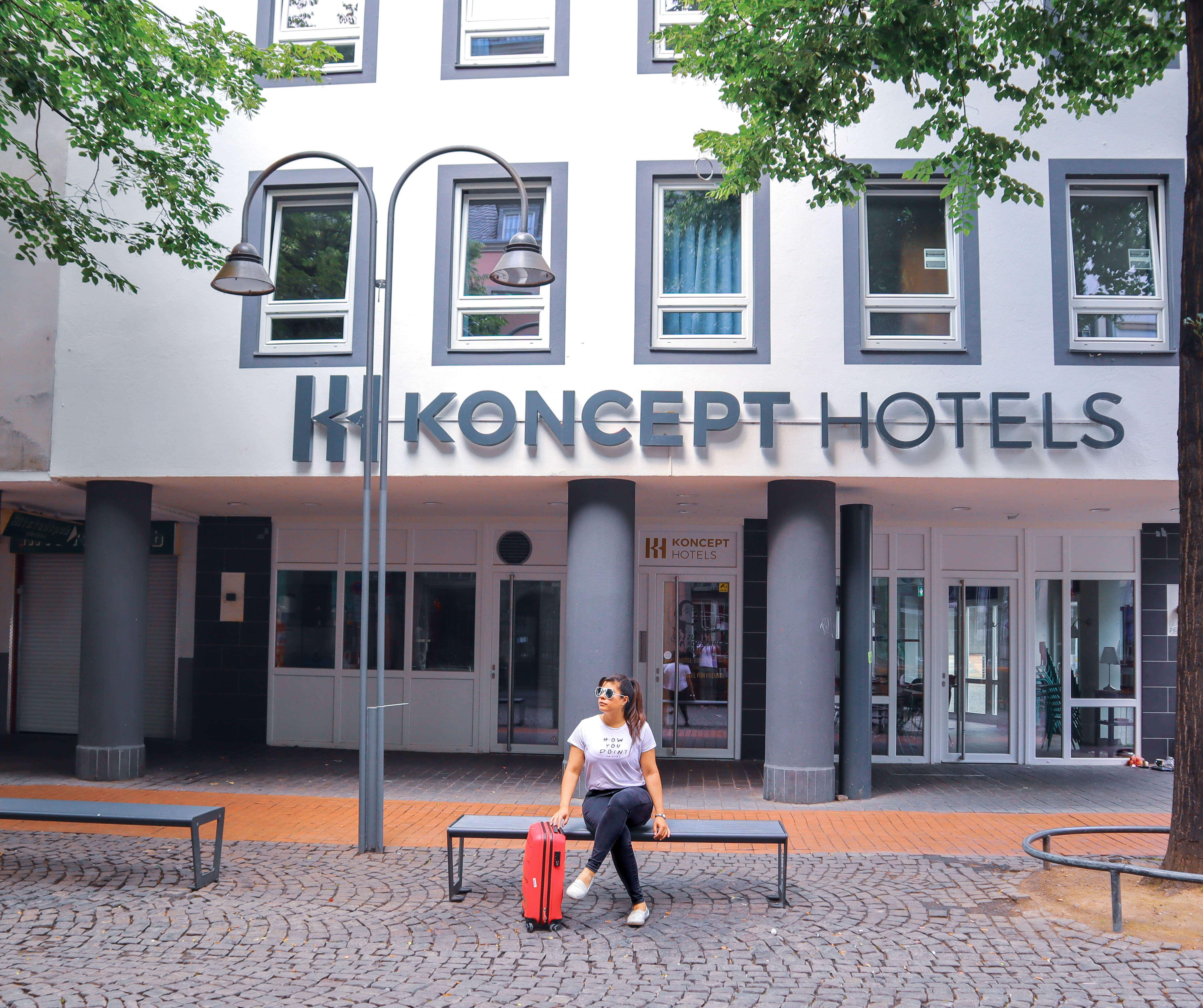 Koncept Hotel in Keulen