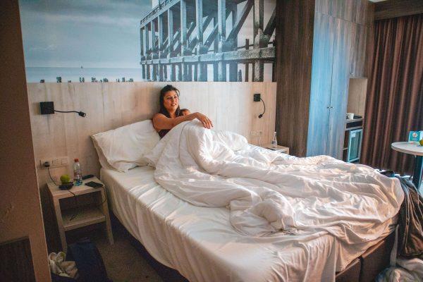 Blog a hotel in Blankenberge
