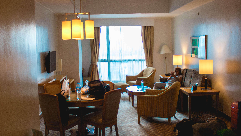Leef ruimte hotel in Metro Manila