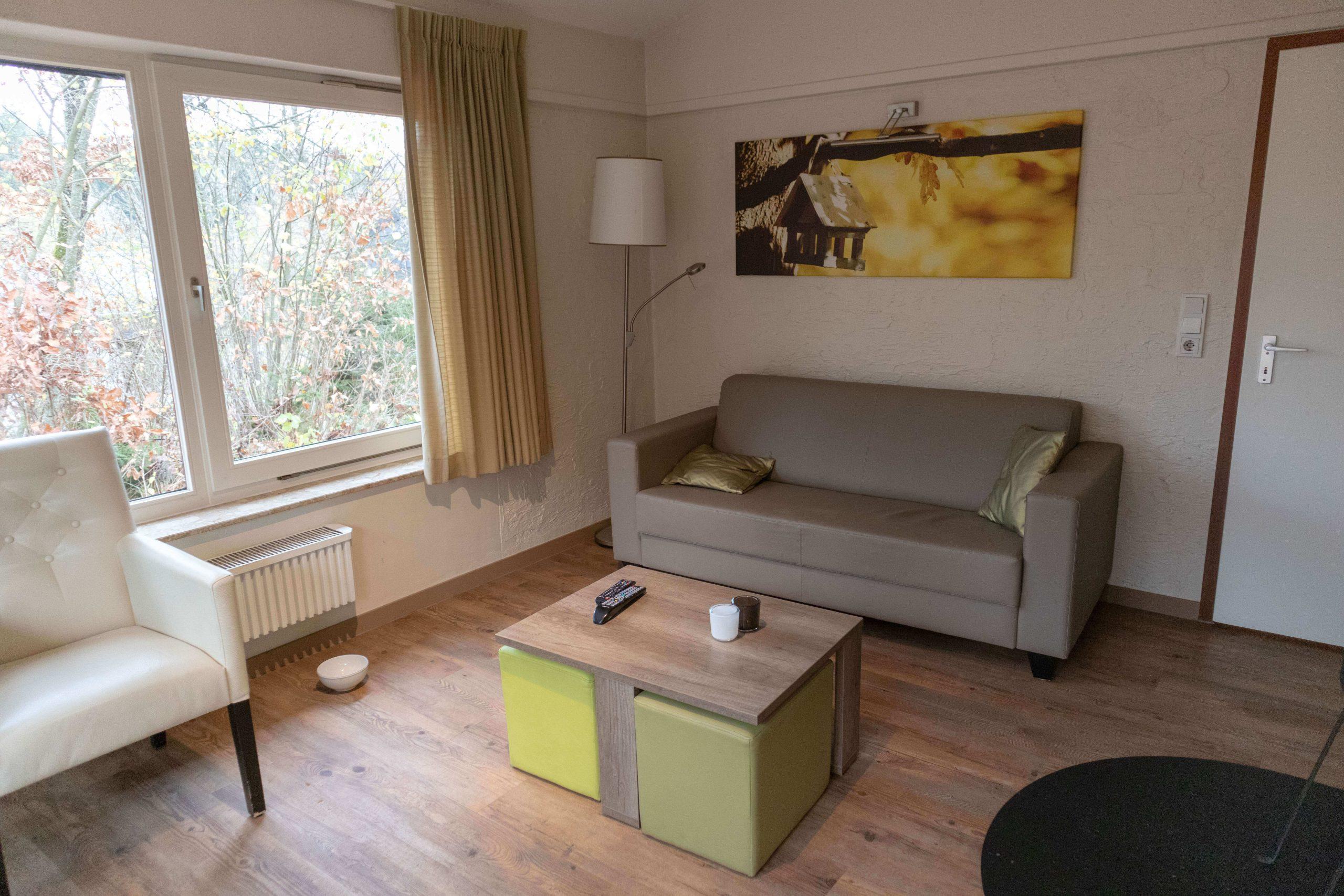 Landal Wirfttal room tour