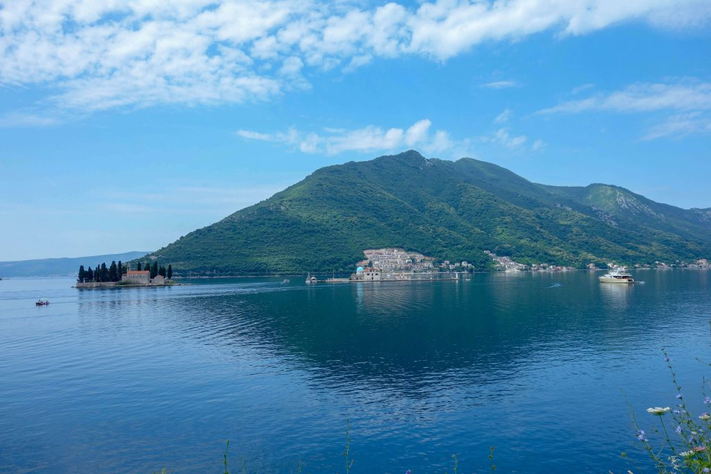perast islands
