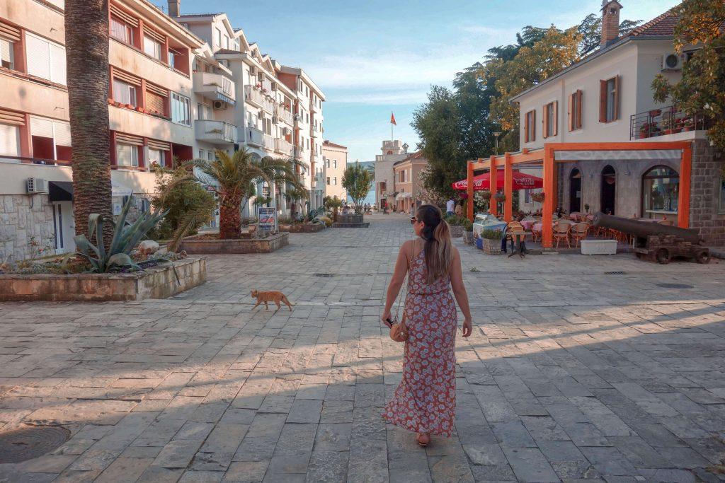 Tivat town