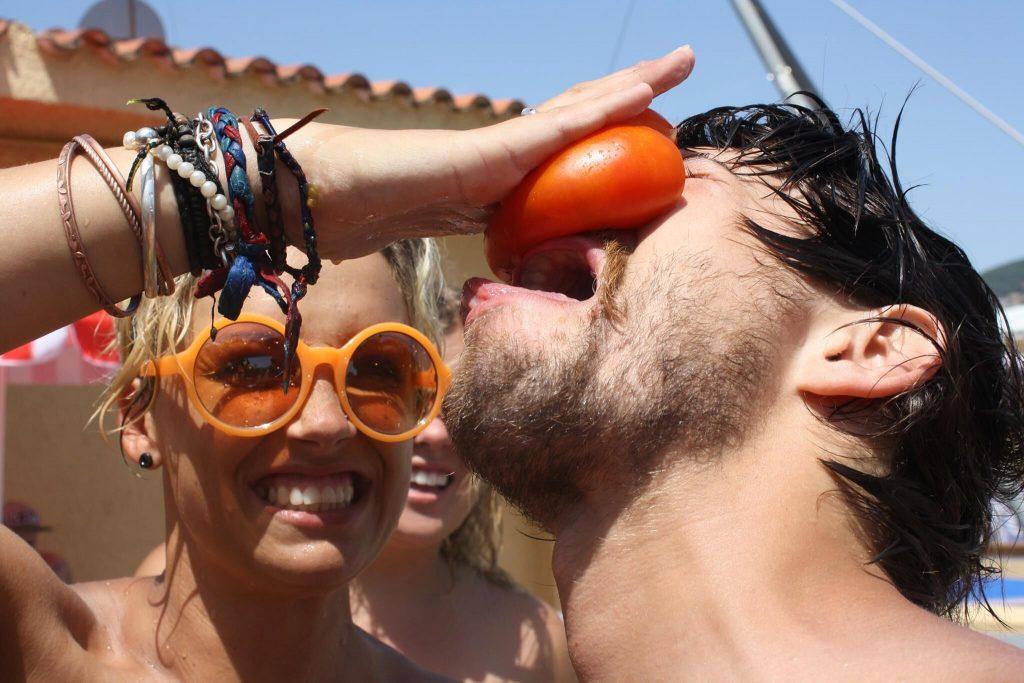 La tomatina, Top festivals in Spain