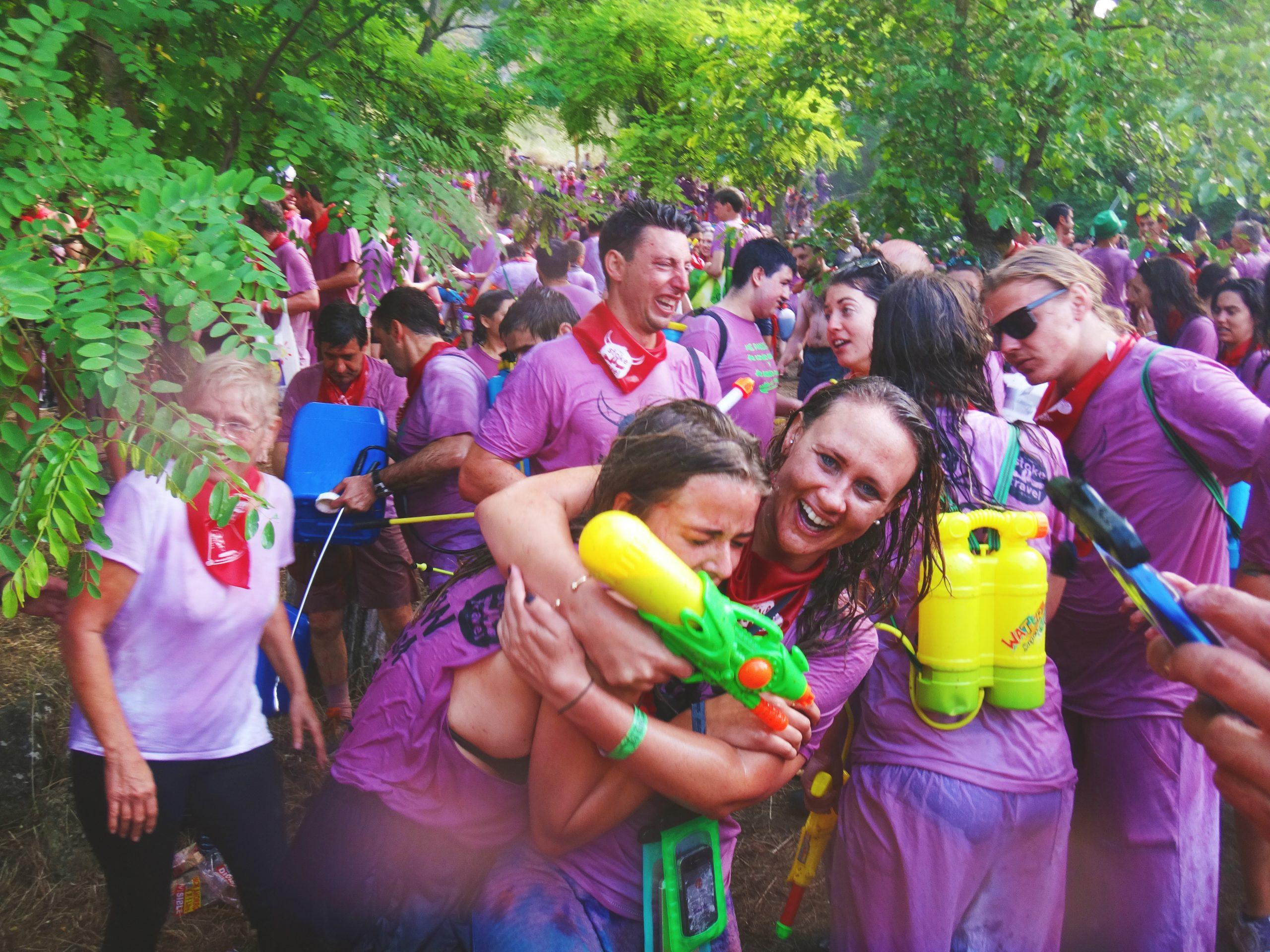 top festivals in spain, san vino