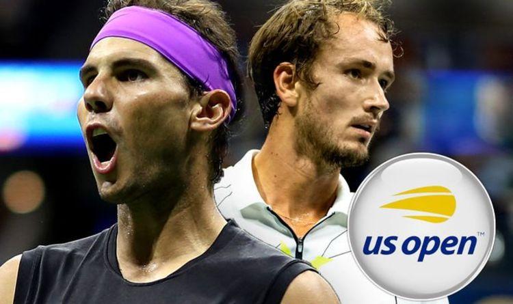 Rafael Nadal Vs Daniil Medvedev Live Updates Spaniard Eyes Fourth Us Open Title Washington Latest
