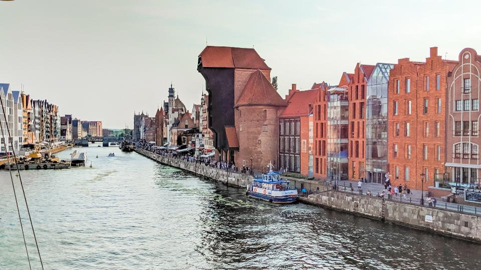 Gdansk Crane