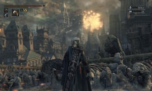 Get with the fantasy … Bloodborne.