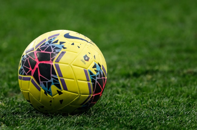 Soccer ball (Photo by Mike Kireev/NurPhoto via Getty Images)