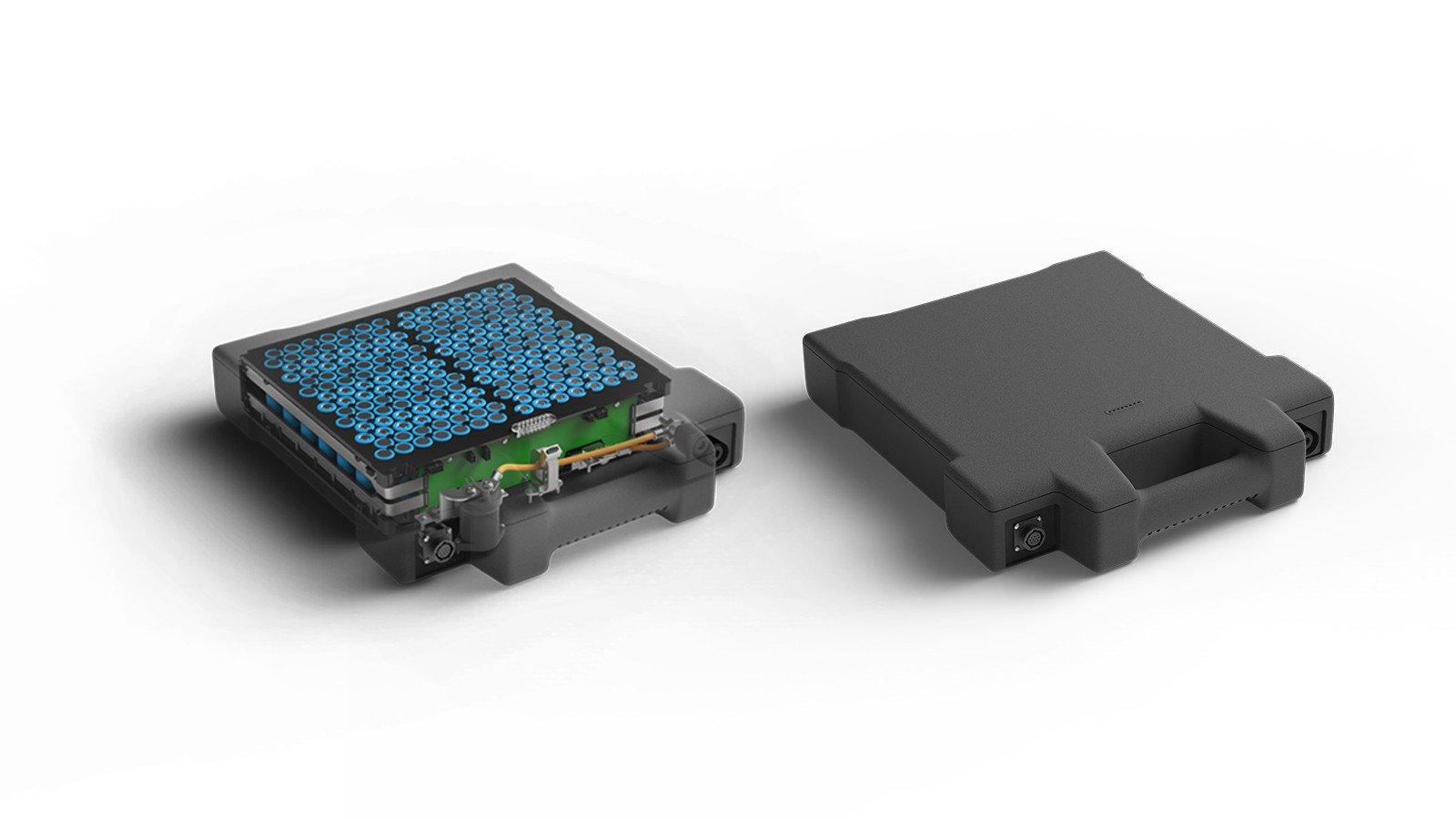 eFoil-Battery