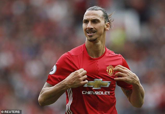 Martial's future at United was doubted when he gave his number 9 shirt to Zlatan Ibrahimovic