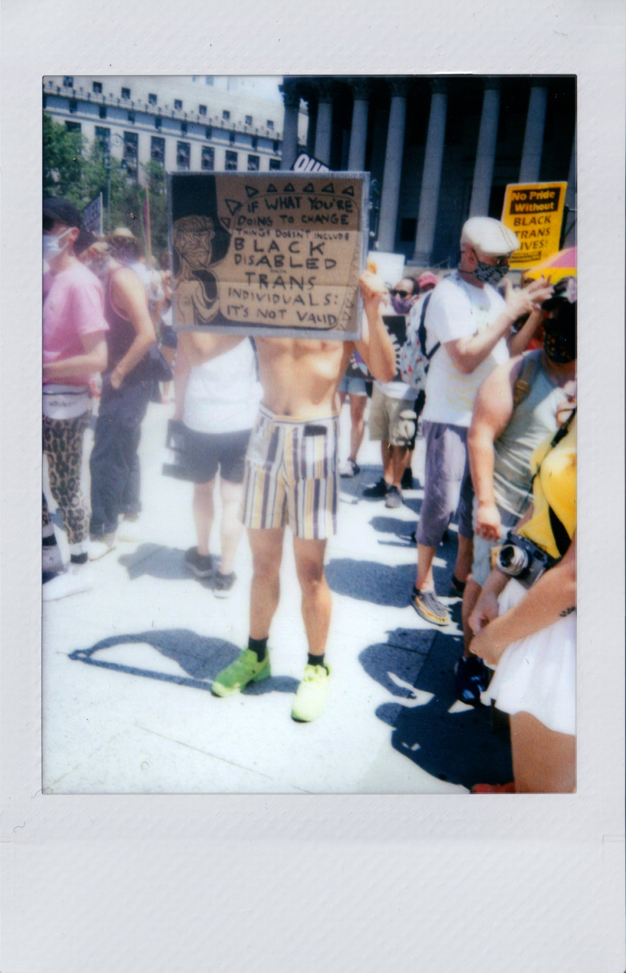 At NYCs Queer Liberation March Protestors Returned Pride to Its Roots