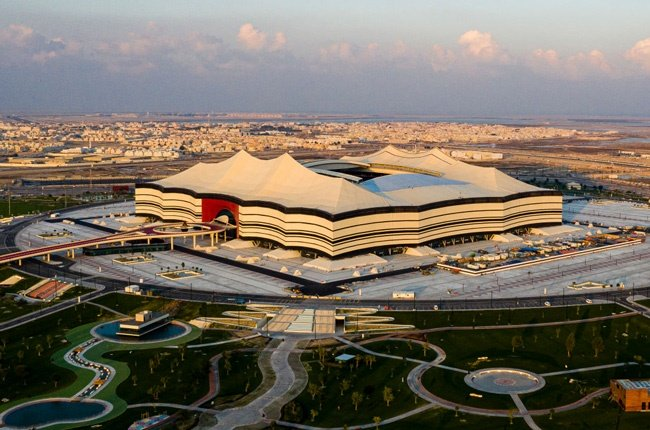 News24.com | Qatar World Cup to start at Al Bayt Stadium as schedule  announced - Washington latest