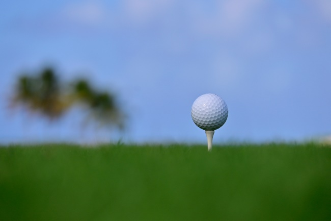 Golf ball (Photo by John McCoy/Getty Images)