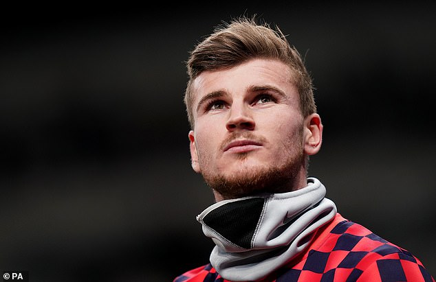 The Chelsea centre-back played a key role in convincing RB Leipzig star Timo Werner to join