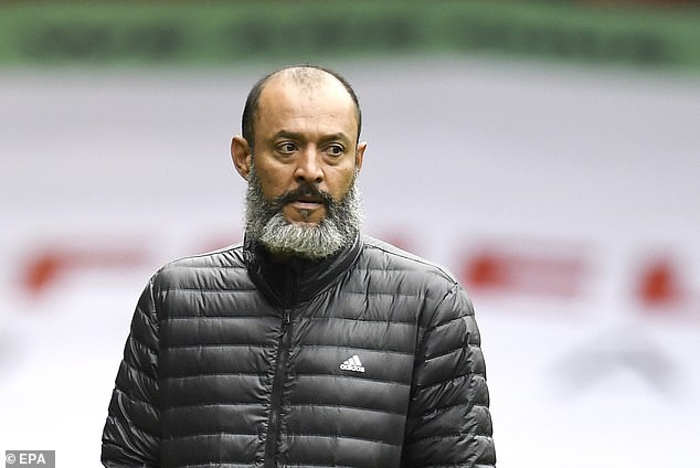 Nuno has received much praise for the work he has done since becoming Wolves boss in 2017