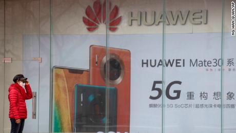 Desk dining and mandatory health checks: How Huawei is returning to work
