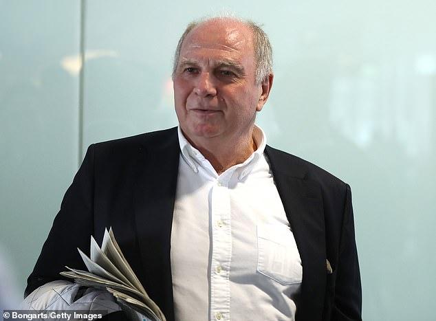 Ex-Bayern Munich president Uli Hoeness has slammed UEFA for the evidence they provided