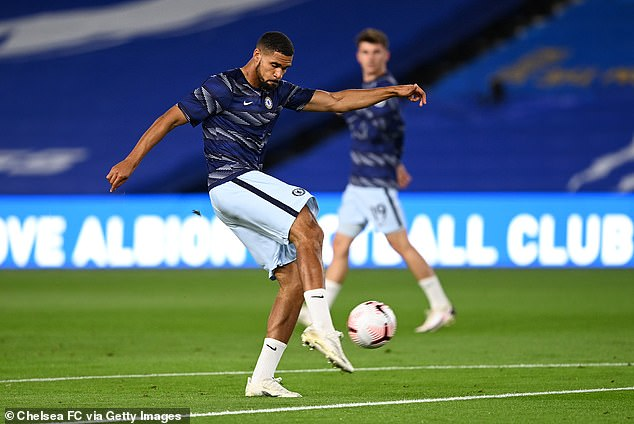 Chelsea's Ruben Loftus-Cheek had long spell on sidelines from March 2019 to June 2020