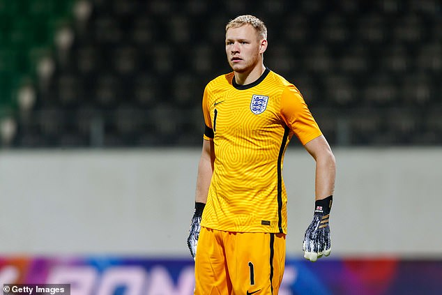 England Under-21 goalkeeper Aaron Ramsdale joined Sheffield United from Bournemouth