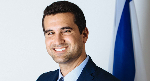 Yoav Haimi head of Israel's Economic and Commercial Mission to Hong Kong. Photo: Dana Tamari
