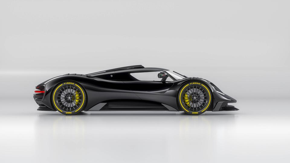 Ares Design has joined the growing list of supercar makers with its S1
