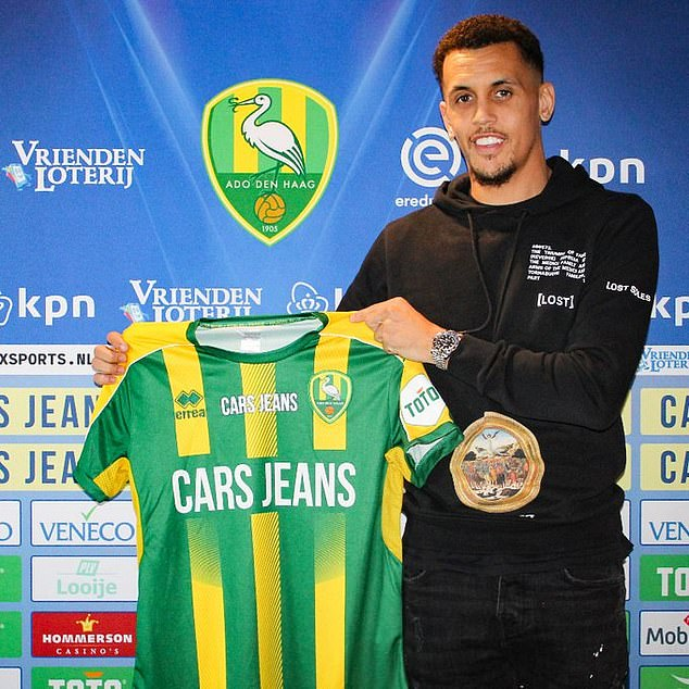 Midfielder Ravel Morrison has signed for ADO Den Haag in the latest switch of his nomadic life