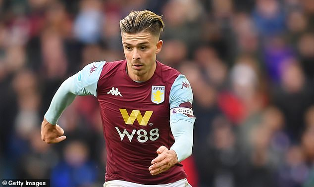 Jack Grealish has revealed he has signed a new five-year contract at Aston Villa