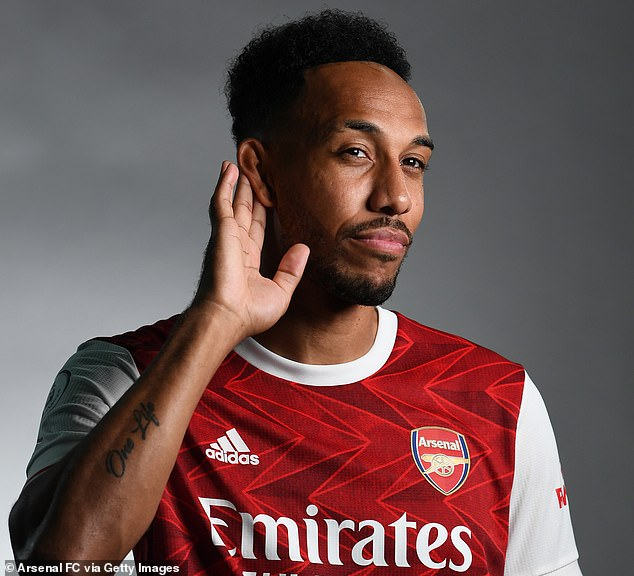 Pierre-Emerick Aubameyang has agreed a new three-year contract to remain at Arsenal