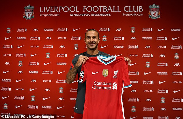 Thiago Alcantara is capable of taking Liverpool to the next level after his move from Bayern