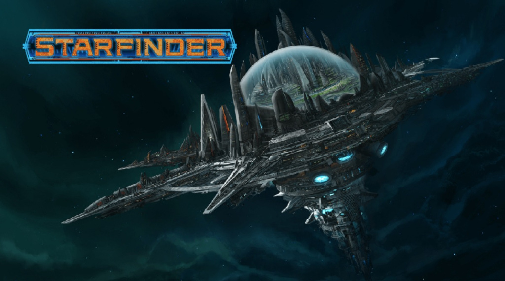 Starfinder is a sci-fi voice game with Laura Bailey and Nathan .