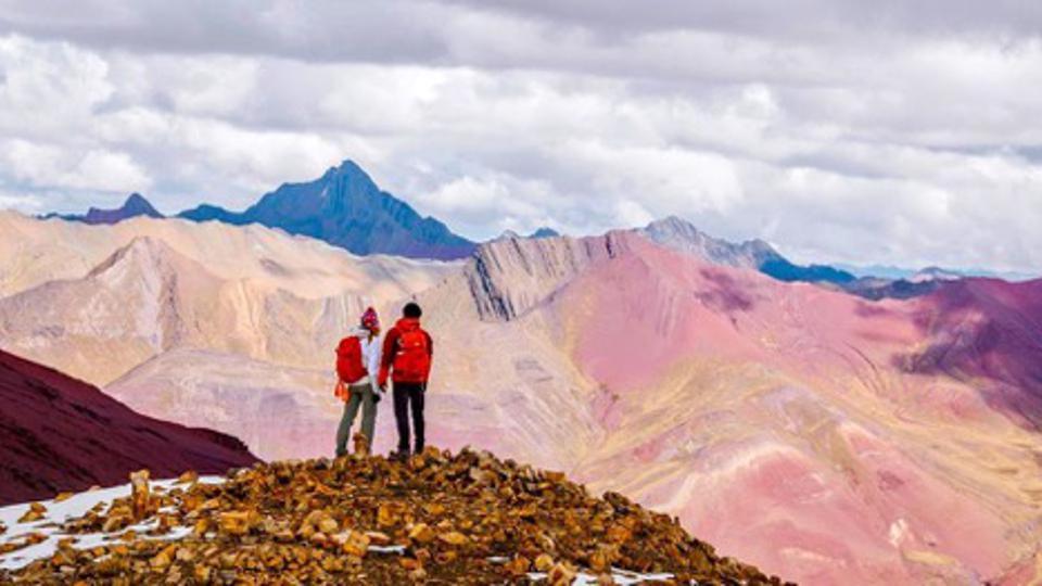 Central Andes, Peru