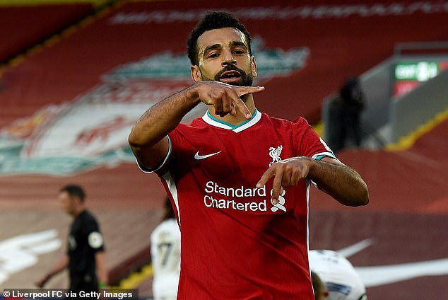 Salah netted a hat-trick as Liverpool edged past newly-promoted Leeds in an Anfield classic