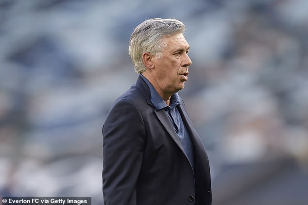 Ancelotti's stature in the game has helped improve the quality of players Everton can sign