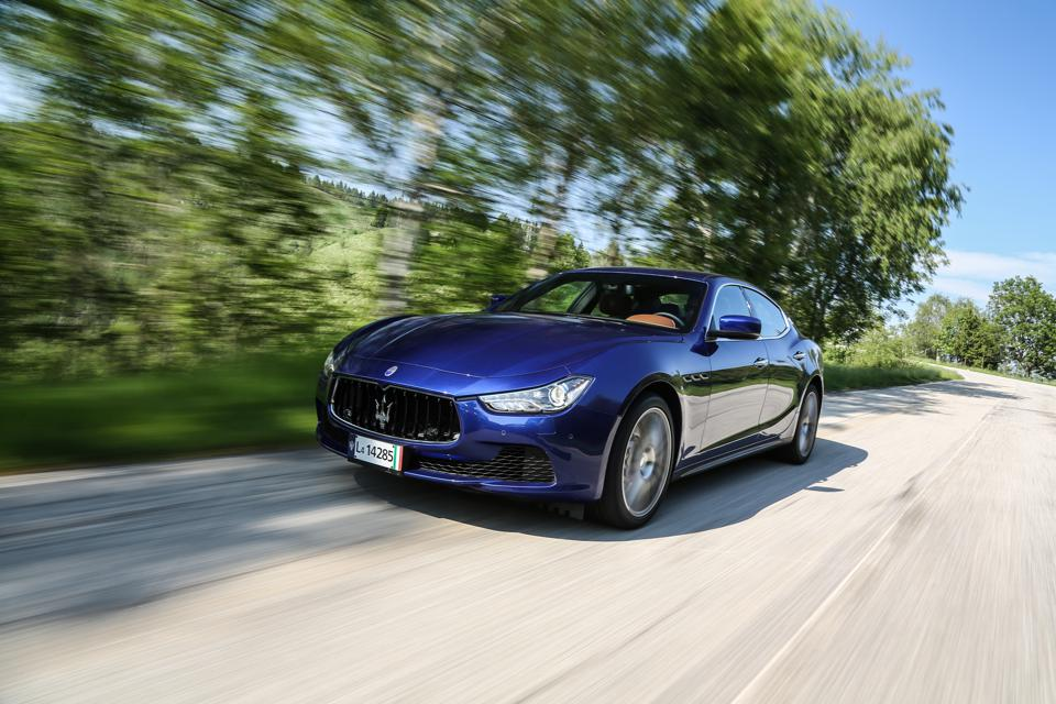 Maserati's Ghibli will not have a direct replacement when its production run ends.