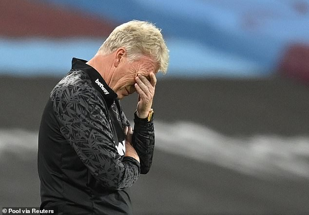 West Ham are only Premier League side not to sign a player and Moyes' side lost at weekend
