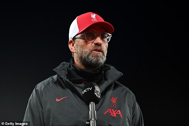 Chelsea signed Werner though for a while it seemed he would join Jurgen Klopp at Liverpool