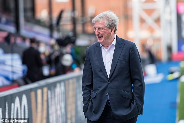 Roy Hodgson's Eagles appear set to win the race to get 25-year-old's signature this summer